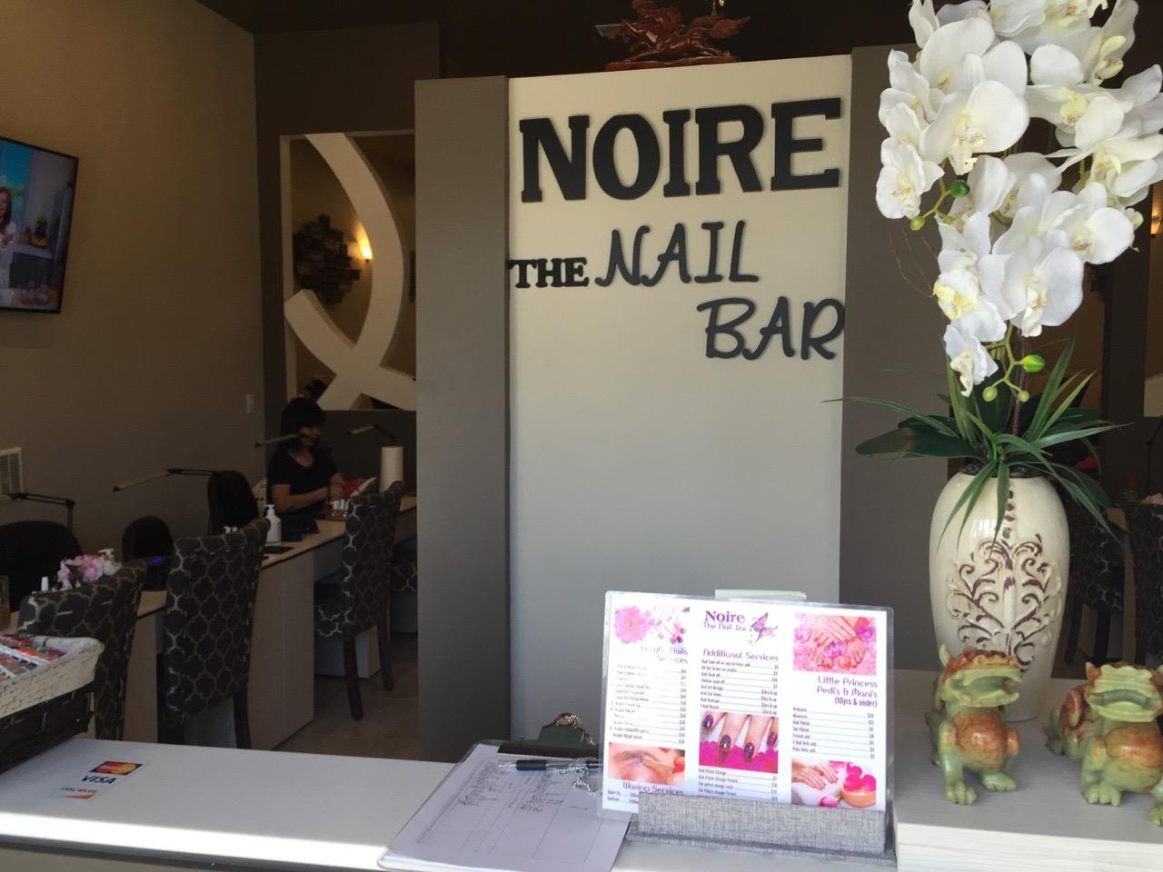 Noire The Nail Bar | Markets At Choto